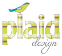 Plaid Design Logo